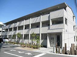 千葉県船橋市海神4丁目の賃貸アパートの外観