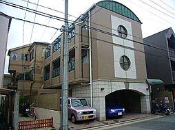 兵庫県西宮市今津大東町の賃貸マンションの外観
