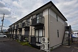 神奈川県海老名市下今泉1丁目の賃貸アパートの外観