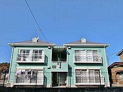 千葉県茂原市鷲巣の賃貸アパートの外観
