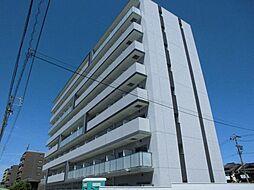 愛知県名古屋市北区辻町2丁目の賃貸マンションの外観