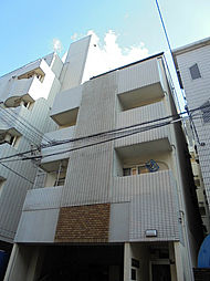 かげたマンション[4階]の外観