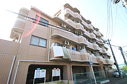 愛知県名古屋市瑞穂区津賀田町2の賃貸マンションの外観