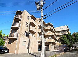 兵庫県神戸市北区西大池1丁目の賃貸マンションの外観