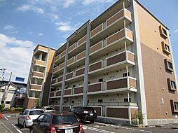 宮崎県宮崎市大橋2丁目の賃貸マンションの外観