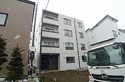 北海道札幌市白石区本郷通9丁目南丁目の賃貸マンションの外観