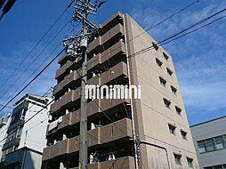 松原メイトマンション[1階]の外観
