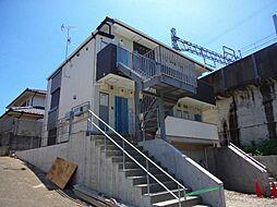 千葉県柏市高柳の賃貸アパートの外観