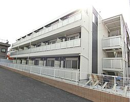 神奈川県川崎市川崎区渡田向町の賃貸マンションの外観