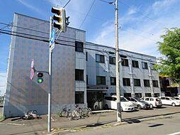 北海道札幌市東区北三十一条東2丁目の賃貸マンションの外観