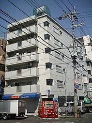 第二平木マンション[3階]の外観