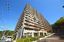 兵庫県神戸市須磨区多井畑南町の賃貸マンションの外観