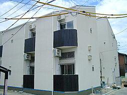 ウッドビレッジ2[2階]の外観