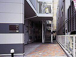 レオパレスJOYSTICK[1階]の外観
