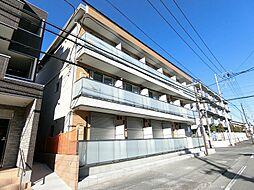 エヌズハウス東橋本II[201号室]の外観