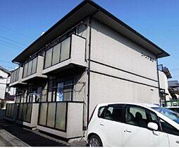 ウイング富田[2階]の外観