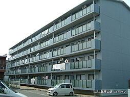 大阪府東大阪市横枕の賃貸マンションの外観