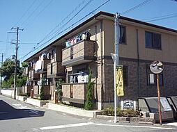 大阪府泉大津市曽根町2丁目の賃貸アパートの外観