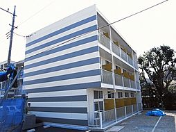 神奈川県川崎市多摩区生田3丁目の賃貸マンションの外観