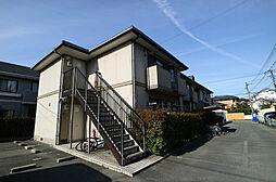 福岡県春日市須玖北7丁目の賃貸アパートの外観