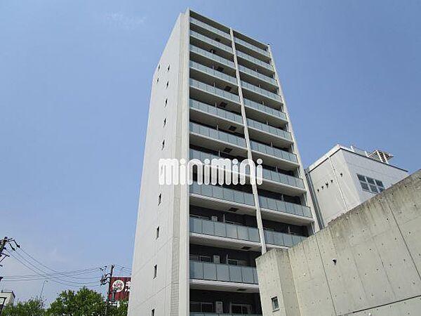 愛知県名古屋市中区千代田1丁目の賃貸マンション