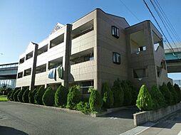 ヴレスュ−ル[2階]の外観