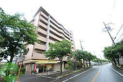 大阪府東大阪市稲葉2丁目の賃貸マンションの外観