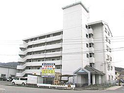 福岡県久留米市御井旗崎5丁目の賃貸マンションの外観