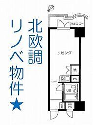 NICハイム鶴見中央通り[4階]の間取り