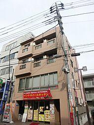 東京都府中市住吉町1の賃貸マンションの外観