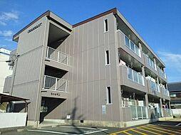 大阪府泉大津市曽根町2丁目の賃貸マンションの外観