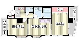 東垂水駅 4.5万円