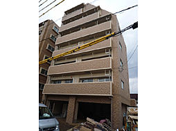 愛媛県松山市小坂2丁目の賃貸マンションの外観