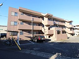 コーポラスMASUDA2番館[2階]の外観