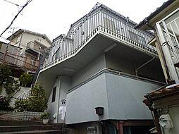 兵庫県神戸市長田区花山町2丁目の賃貸アパートの外観
