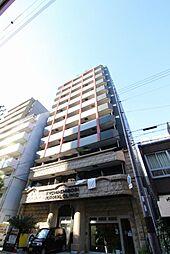 アーデン京町掘ウエスト[4階]の外観