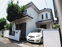[タウンハウス] 千葉県松戸市稔台8丁目 の賃貸【/】の外観