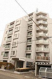 北海道札幌市中央区南十七条西17丁目の賃貸マンションの外観