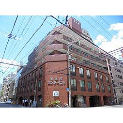 ライオンズマンション東本町[4階]の外観
