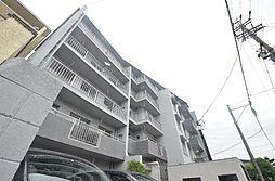 西坂マンション[4階]の外観
