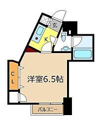 第十みずほ館[5階]の間取り