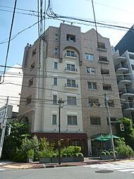 サン デプレ麻布[3階]の外観