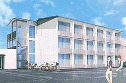 市部マンション[105号室]の外観