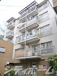大阪府大阪市生野区桃谷3丁目の賃貸マンションの外観