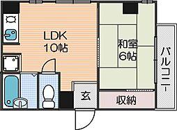 岸里玉出駅 4.0万円
