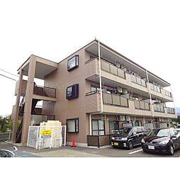 長野県松本市野溝西2丁目の賃貸マンションの外観