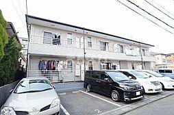 千葉県市川市福栄2丁目の賃貸アパートの外観