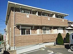 愛知県稲沢市国府宮3丁目の賃貸アパートの外観