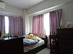 北東洋室。主寝室にピッタリの居室です。(2019年2月15日撮影)