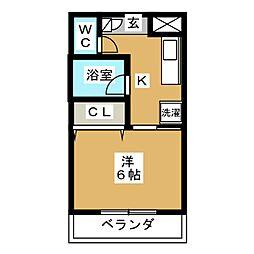 15ライフ[2階]の間取り